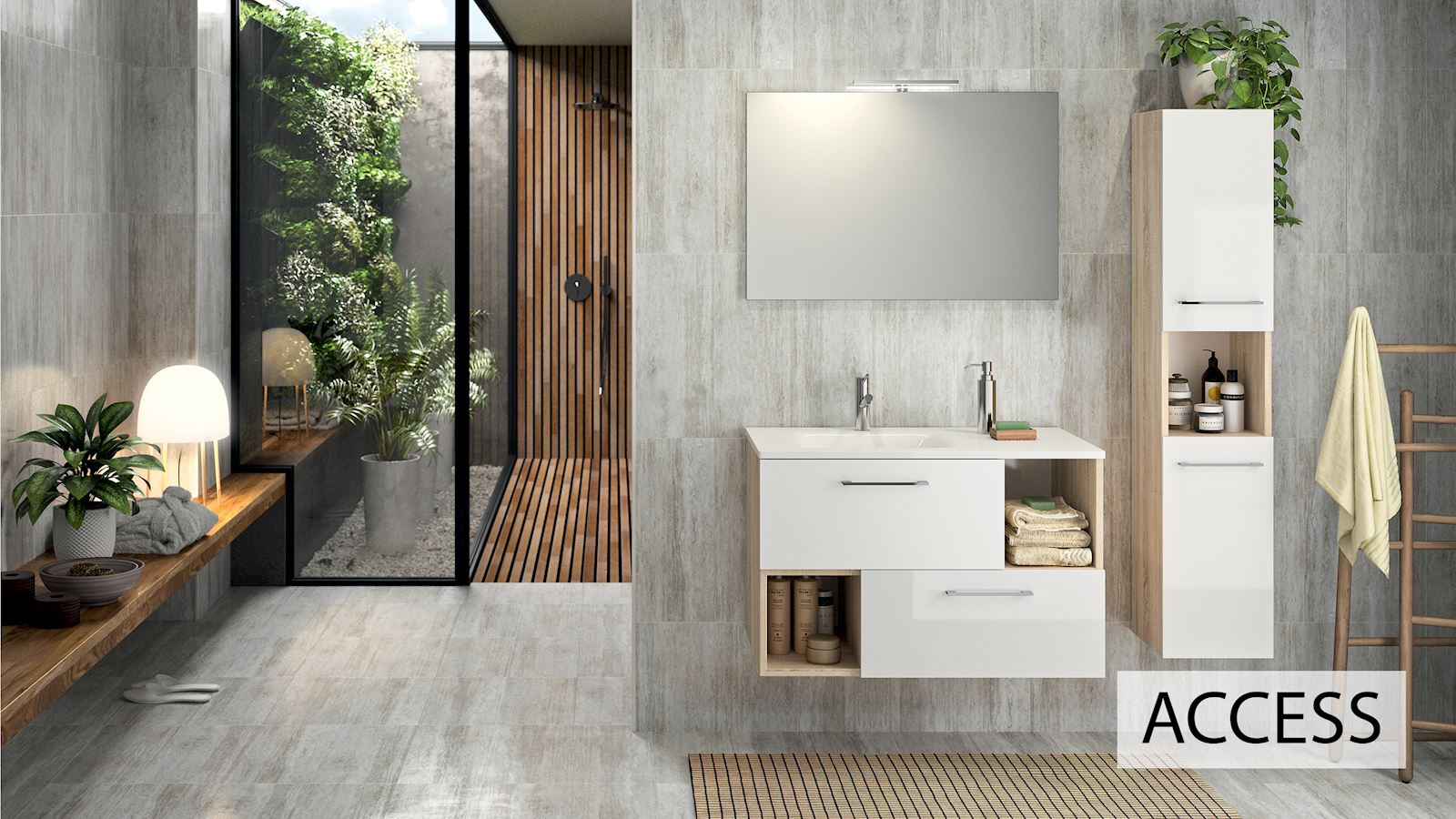 salle de bain contemporaine wm88